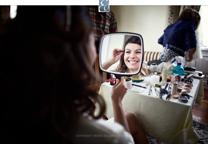 Fotografia de casamento: Preparação (1)