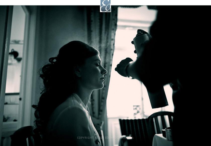 Fotografia de casamento: Preparação (2)